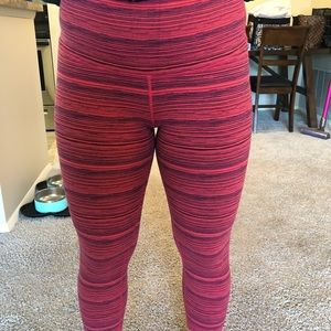 RARE Lulu high waisted leggings
